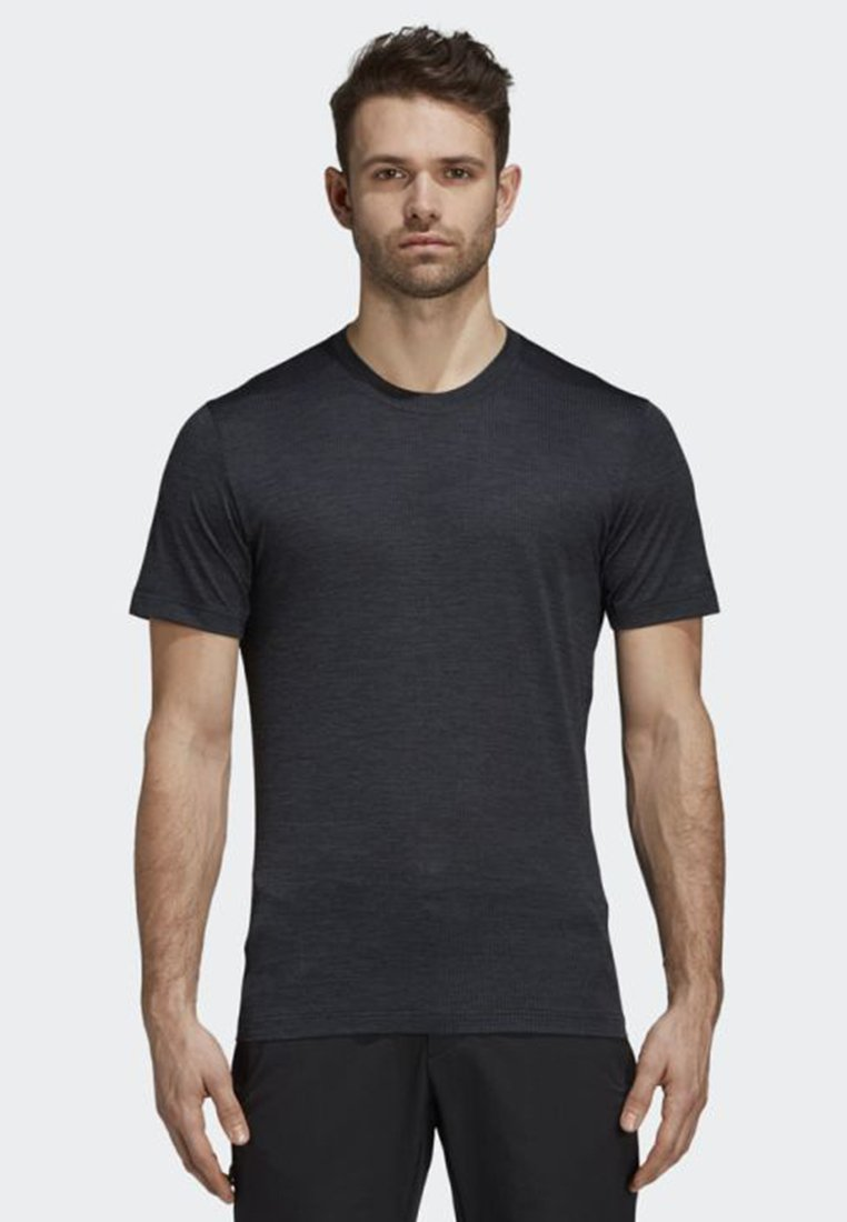 adidas Performance - TERREX TIVID T-SHIRT - Funktionsshirt - grey