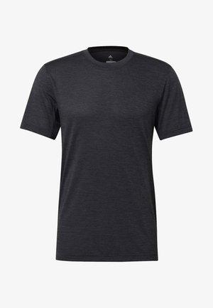 TERREX TIVID T-SHIRT - Tekninen urheilupaita - grey