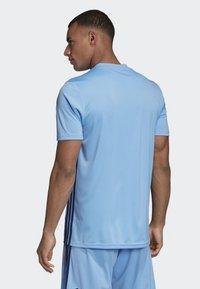 adidas Performance - NEW YORK CITY FC HOME JERSEY - Printtipaita - blue - 1
