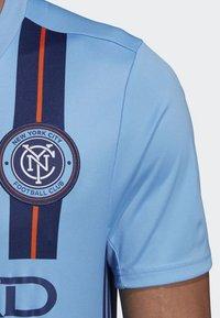 adidas Performance - NEW YORK CITY FC HOME JERSEY - Printtipaita - blue - 4