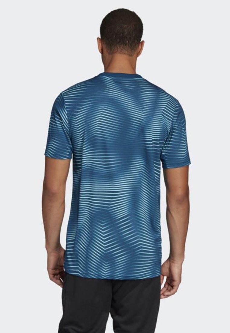 Blue match Home Adidas Performance Imprimé Argentina shirt Pre JerseyT sQdCtroxhB