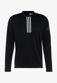 adidas Performance - WARM CREW - Sportshirt - black - 5