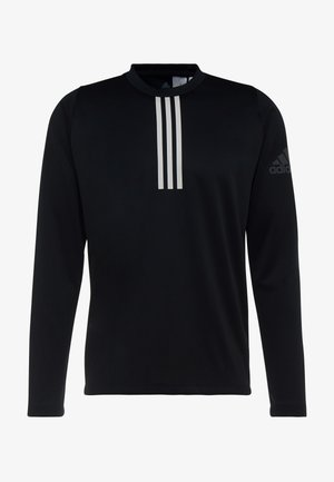 WARM CREW - T-shirt de sport - black