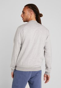 adidas Performance - CAMO LIN - Zip-up hoodie - grey/black - 2