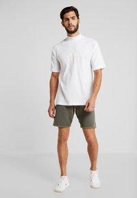 adidas Performance - ID WINTER TEE - Basic T-shirt - white - 1