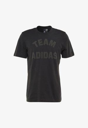 VRCT T-SHIRT - T-shirt print - black