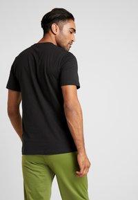 adidas Performance - VRCT T-SHIRT - Camiseta estampada - black - 2