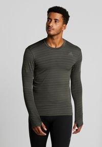 adidas Performance - RUN TEE - T-shirt de sport - legear - 0