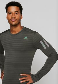 adidas Performance - RUN TEE - T-shirt de sport - legear - 3