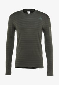 adidas Performance - RUN TEE - T-shirt de sport - legear - 4