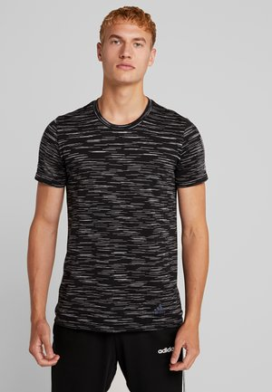 TEE CODE - T-shirts print - black/white