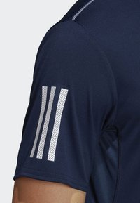 adidas Performance - 3-STRIPES CLUB POLO SHIRT - Sports shirt - blue - 5