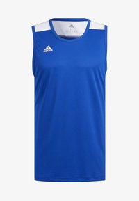 adidas Performance - CREATOR 365 JERSEY - Sports shirt - blue/white - 6