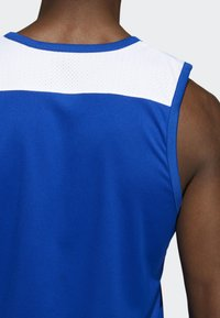 adidas Performance - CREATOR 365 JERSEY - Sports shirt - blue/white - 3
