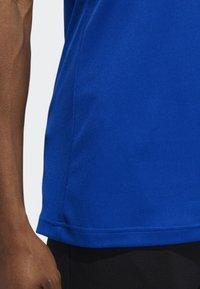 adidas Performance - CREATOR 365 JERSEY - Sports shirt - blue/white - 4