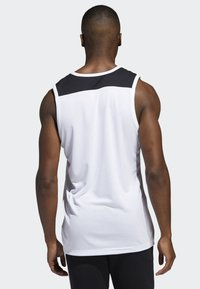 adidas Performance - CREATOR 365 JERSEY - Toppi - white - 1