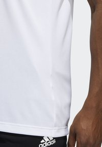 adidas Performance - CREATOR 365 JERSEY - Toppi - white - 3
