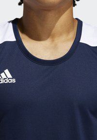 adidas Performance - CREATOR 365 JERSEY - Funktionsshirt - blue/white - 3