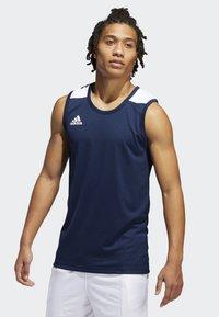 adidas Performance - CREATOR 365 JERSEY - Funktionsshirt - blue/white - 0