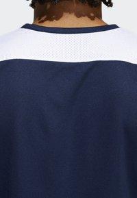 adidas Performance - CREATOR 365 JERSEY - Funktionsshirt - blue/white - 5