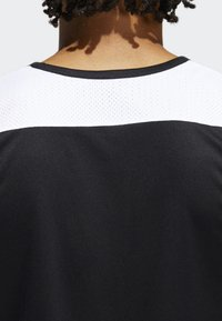 adidas Performance - CREATOR 365 JERSEY - Sports shirt - black - 3