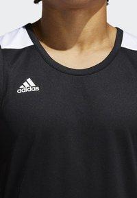 adidas Performance - CREATOR 365 JERSEY - Tekninen urheilupaita - black - 2