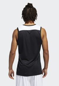 adidas Performance - CREATOR 365 JERSEY - Tekninen urheilupaita - black - 1