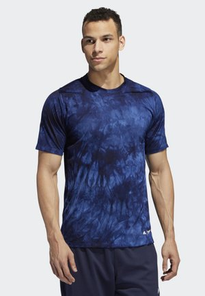 FREELIFT PARLEY T-SHIRT - T-Shirt print - blue