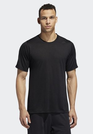 FREELIFT TECH CLIMACOOL FITTED T-SHIRT - T-shirts print - black