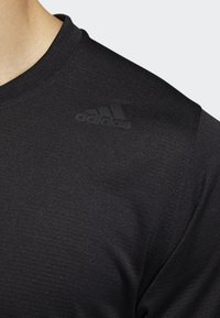 adidas Performance - FREELIFT TECH CLIMACOOL FITTED T-SHIRT - T-shirt imprimé - black - 3