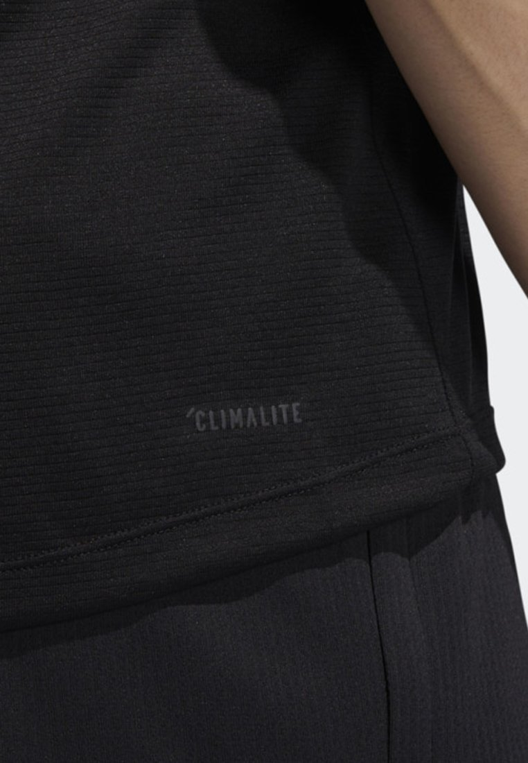 shirtImprimé Performance Tech Fitted Freelift T Climacool Adidas Black dxtCshrBQ