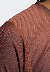 adidas Performance - FREELIFT T-SHIRT - T-shirt print - orange - 7