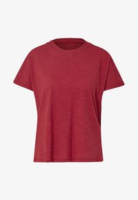 adidas Performance - ID WINNERS ATT-SHIRTTUDE T-SHIRT - T-shirts med print - red - 8