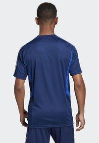 adidas Performance - TIRO 19 TRAINING JERSEY - T-shirt print - blue - 2