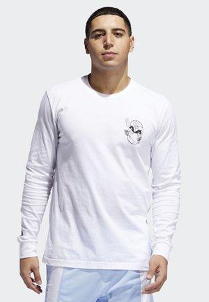LIL STRIPE T-SHIRT - T-shirt de sport - white