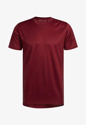25/7 RISE UP N RUN PARLEY T-SHIRT - Sportshirt - red
