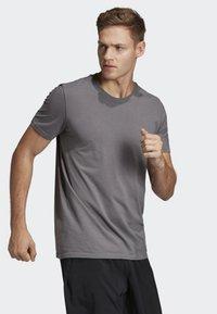 adidas Performance - 25/7 T-SHIRT - Sports shirt - grey - 3