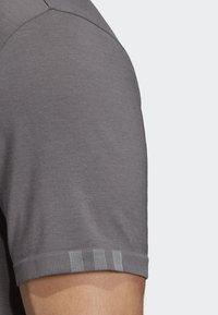 adidas Performance - 25/7 T-SHIRT - Sports shirt - grey - 4