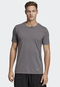 adidas Performance - 25/7 T-SHIRT - Sports shirt - grey - 0