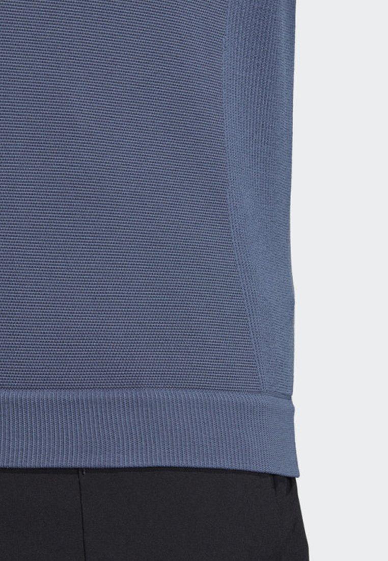 Performance Long TopT De Primeknit Sport sleeve layer Blue Base shirt Adidas LUjVSGMpqz