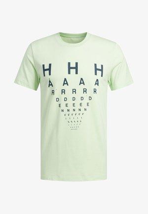 HARDEN VOL. 4 ART GRAPHIC T-SHIRT - T-shirt print - green