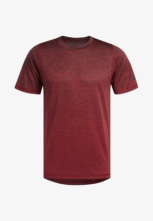 FREELIFT 360 GRADIENT GRAPHIC T-SHIRT - Print T-shirt - red