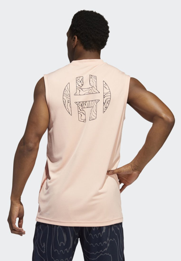 Pink shirt Adidas Performance Harden JerseyT Swagger De Sport xBeoWdCr