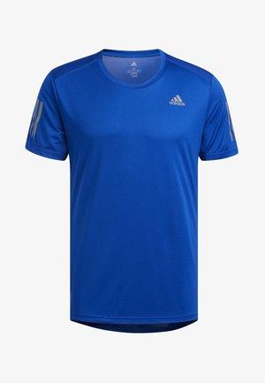 OWN THE RUN T-SHIRT - Sportshirt - blue