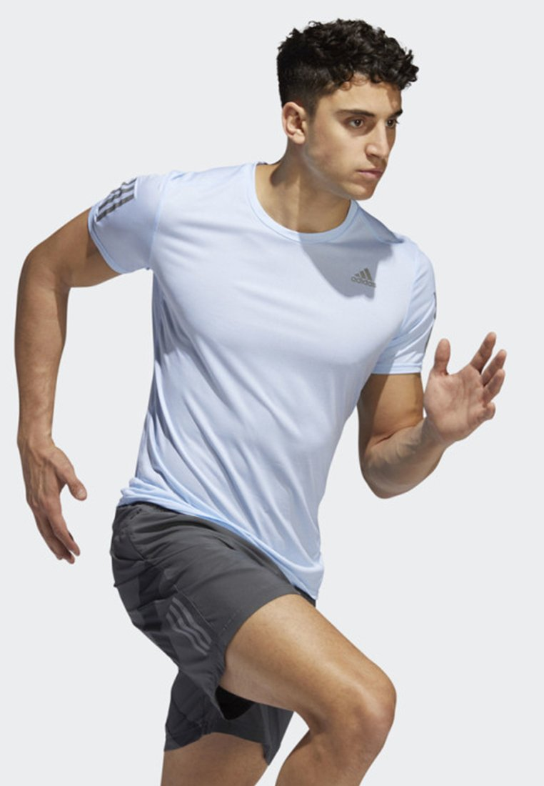 Adidas Sport Cooler Blue Response T Performance shirtDe PkXuTOZi