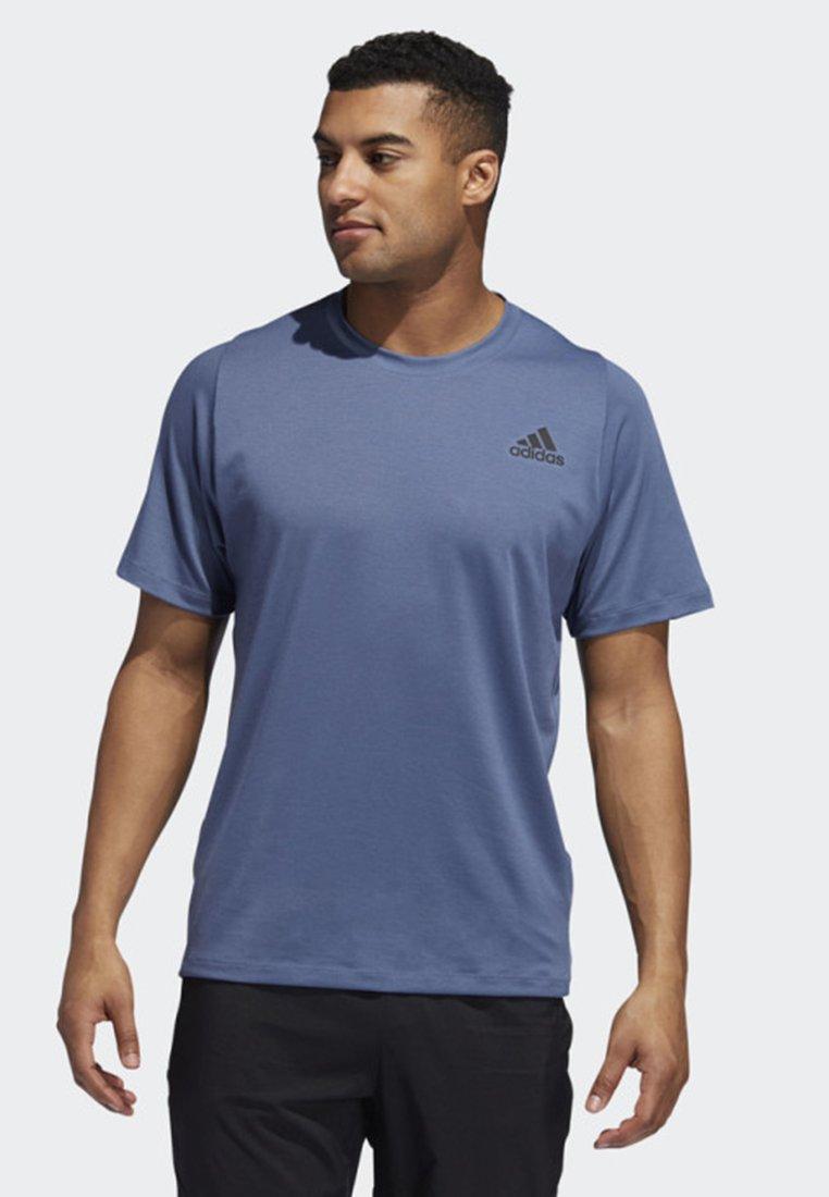 adidas Performance - FREELIFT SPORT PRIME LITE T-SHIRT - Funktionsshirt - blue