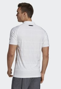 adidas Performance - MATCHCODE POLO SHIRT - Sports shirt - white - 1