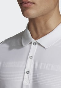 adidas Performance - MATCHCODE POLO SHIRT - Sports shirt - white - 5