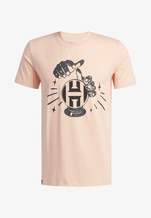 HARDEN SWAGGER VERB T-SHIRT - T-shirt print - pink