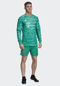 adidas Performance - FC BAYERN HOME GOALKEEPER JERSEY - Maillot de gardien de but - green - 1
